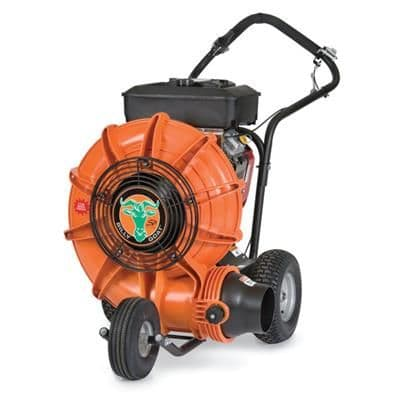 "Billy Goat FORCE BLOWER - 18 HP VANGUARD; 183 LBS; 6"" DISCHARGE; SELF-PROPELLED"