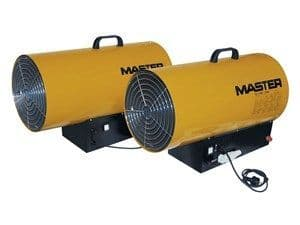 Propane Forced Air Space Heater
