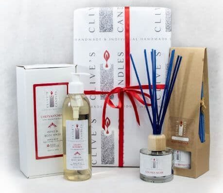 Luxury Reed Diffuser & Body Wash Gift Set