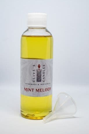 Refill: Mint Melody Reed Diffuser Oil, Eucalyptus & Peppermint