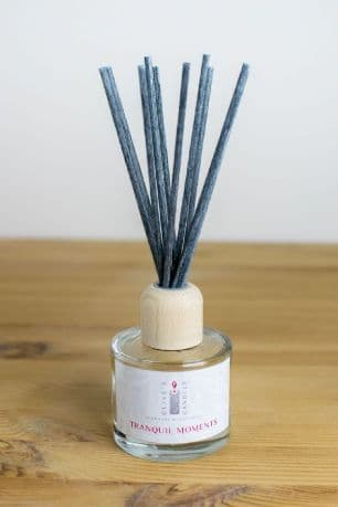 Tranquil Moments Reed Diffuser, Lavender & Geranium