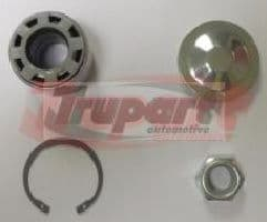 REAR WHEEL BEARING KIT RENAULT CLIO MK3 2005 2006 2007 2008 2009 2010 2011 2012 ALL MODELS EXCEPT 2 LITRE & 1.5 DCI 104bhp DRUM TYPE (15)