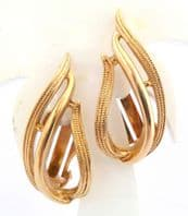 Vintage Sarah Coventry 1960's ' Stunning ' Earrings