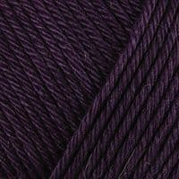 cotton glace 862 blackcurrant