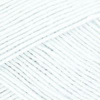 ROWAN SUMMERLITE 4 ply KNITTING COTTON Shade 417 pure white
