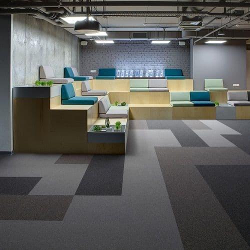 CFS Precision Solidz Carpet Tiles