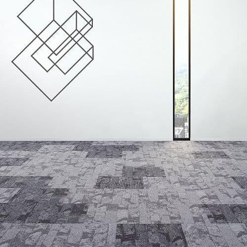 CFS Precision Txture Carpet Tiles