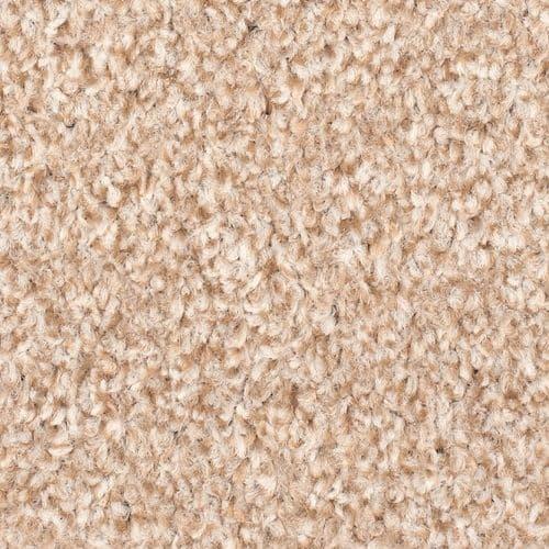 CFS Stainsafe Moorland Twist Berber Beige Felt Back Carpet