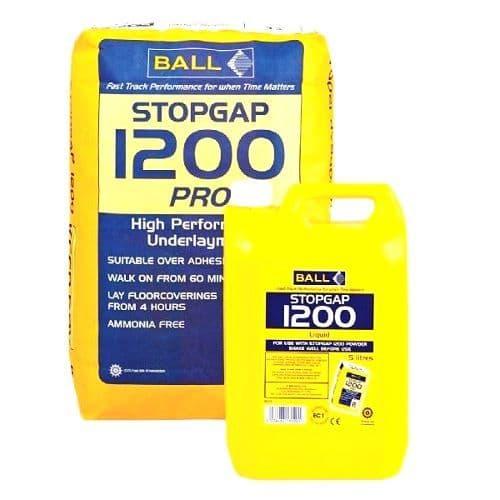 F Ball Stopgap 1200 Pro High Performance Smoothing Underlayment | £18.68 + Vat