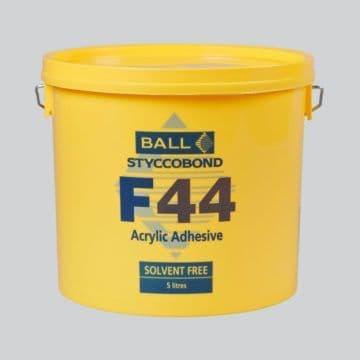 F Ball Styccobond F44 5 Ltr Acrylic Adhesive