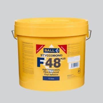 F Ball Styccobond F48 PLUS 15 Ltr Flooring Adhesive