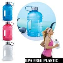 1.89l Sports and Pre Workout Water Bottle