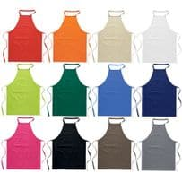 10 Pack Coloured Apron