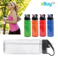 600ml Flip Straw Bottles