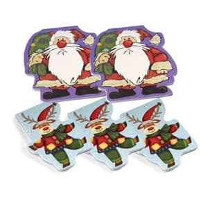 Christmas Character Note Pads