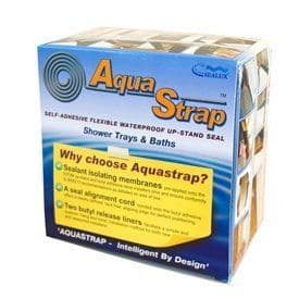 AquaStrap Self-Adhesive Waterproof Up-Stand Seal (2.3m)