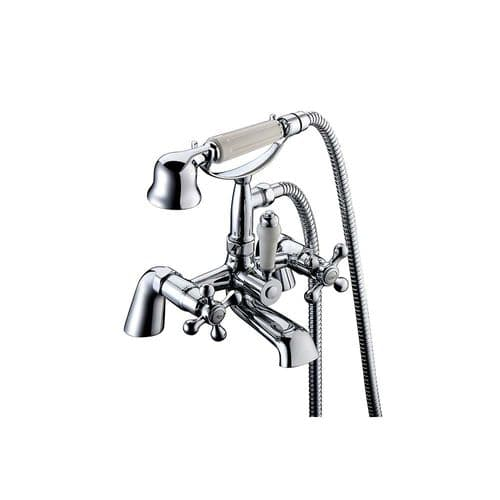 Arley 237EVIC03-N Victorian Bath Shower Mixer Comes With Kit