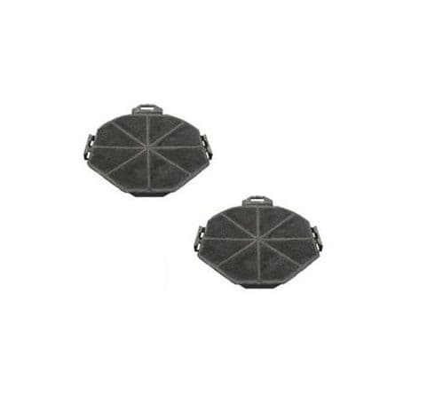 CDA CHA17 Cooker Hood Recirculation Filters CDA ECH/EKP/MATRIX MEP/MEH