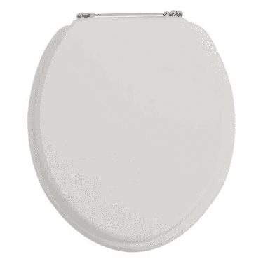 Heritage Soft Close WC Seat (Dove Grey) - KDG101SA