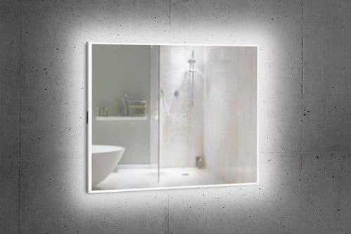 Schneider illuminated Mirror A-Line LED 800mm