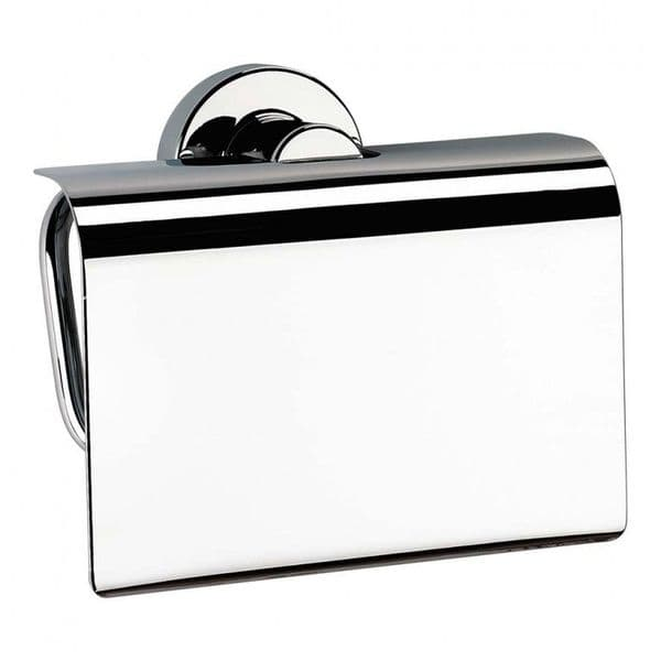 Sonia Tecno Project Toilet Roll Holder with Flap - 116966