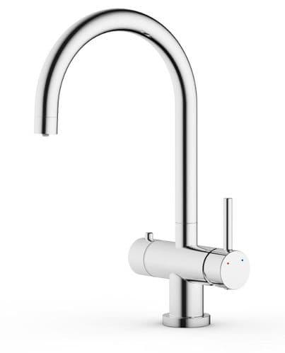 Tailored Bathrooms Hot Stream 3 in 1 Chrome Instant Boiling Tap Kit - TIS5099