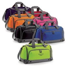 HOLDALL WITH MULTI COMPARTMENTS
