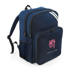 WEST HILL PARK SCHOOL BACKPACK (years 5-8 only)