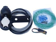 Double pre-wired audible kit (inc. cable, fuse etc.)