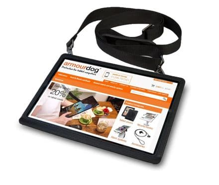 """armourdog® hand and shoulder strap case for Lenovo M10 FHD PLUS 2nd gen 10.3"""""""