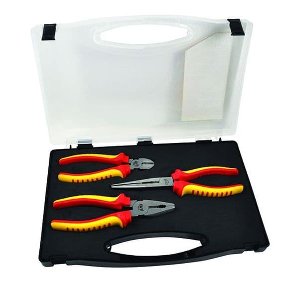 Avit by CK Tools Insulated Plier Set