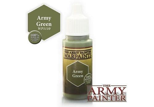 army painter army green