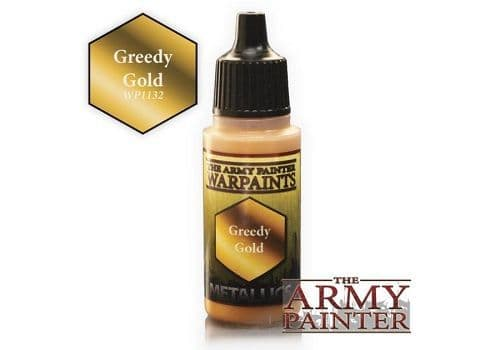 army painter greedy gold