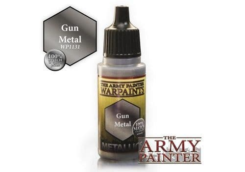 army painter Gun Metal