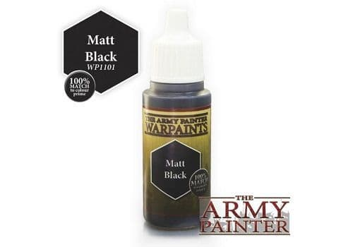 army painter matt black