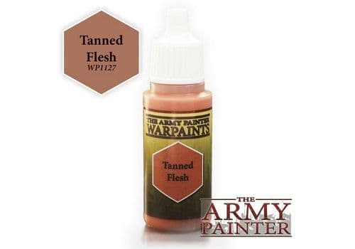 army painter tanned flesh