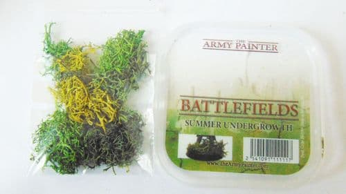 basing-summer undergrowth