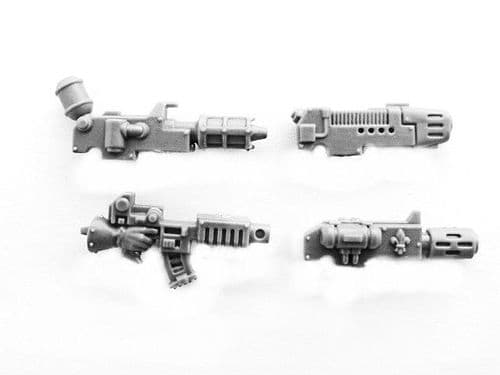 Battle sisters squad combi-bolter