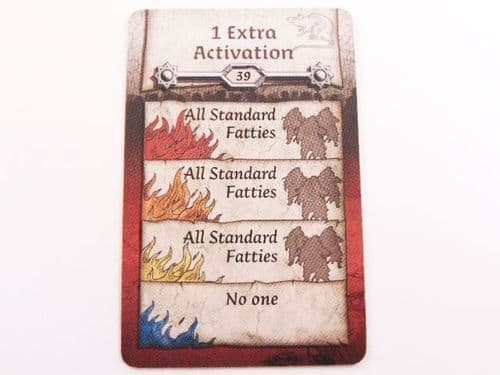 black plague activation card (fatties)