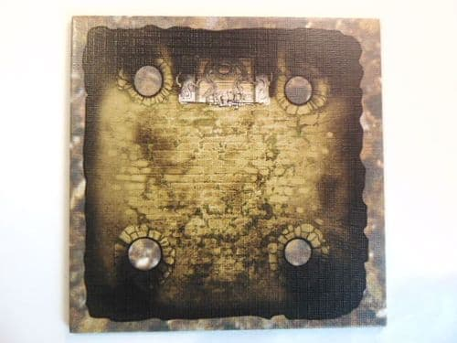 black plague gaming tile (vault zone)
