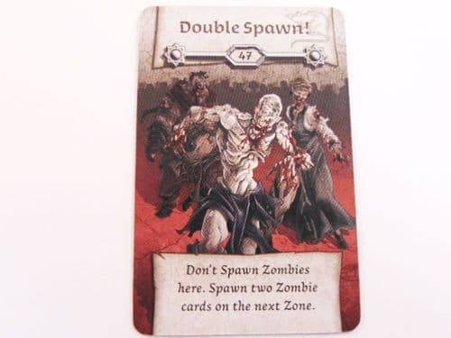 black plague spawn card (double spawn)