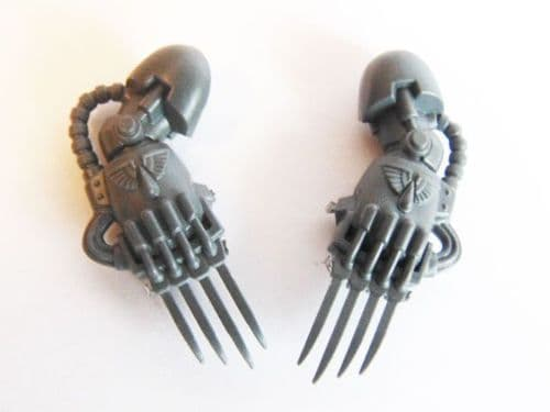 blood angels terminator lightning claws (random)