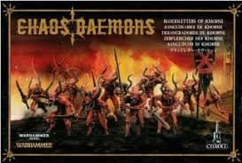 Chaos bloodletters