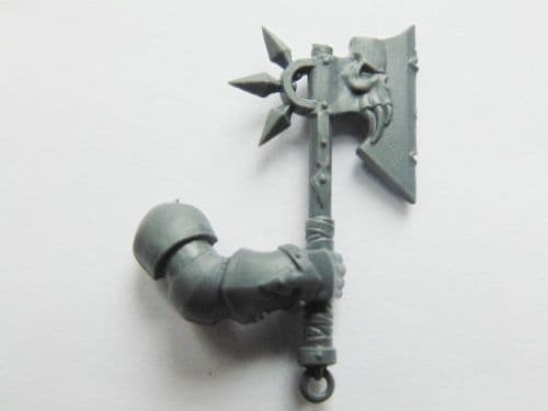 chaos knight hand weapon (a)