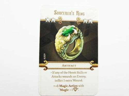 md - artifact card (sorcerers ring)