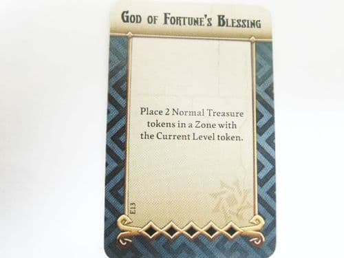md - event card (god of fortunes blessing)