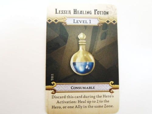 md - l1 treasure card (lesser healing potion)