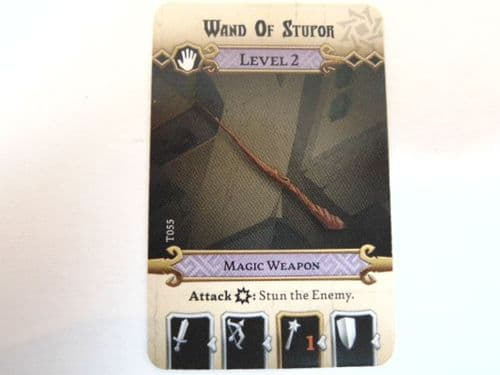 md - l2 treasure card (wand of stupor)