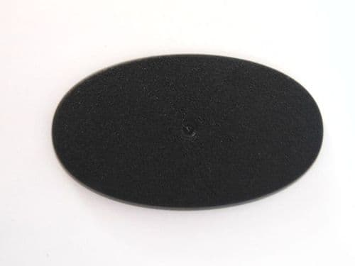 oval base 60mm x 35mm