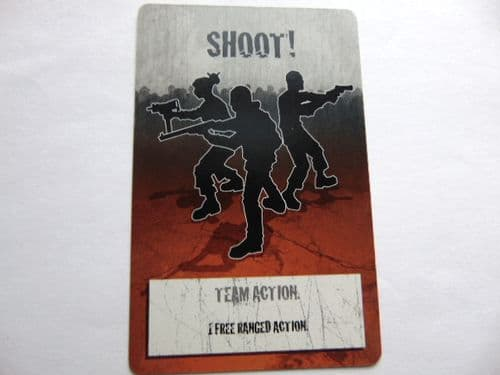 rue morgue survivor action card (shoot)